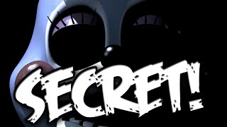 ALL SECRET SCREENS - Five Nights at Freddy