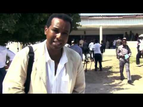 Watch - Rageh Omaar's Report From Mogadishu | Much Hope to Be Found on the Streets of Mogadishu