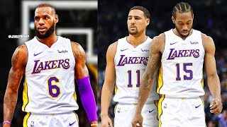 LeBron James Not Joining Lakers with Paul George? Kawhi Leonard & Klay Thompson Joining Lakers?