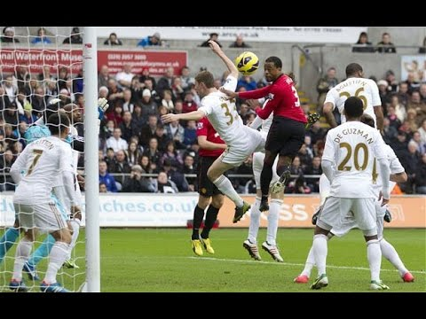 Swansea City 1-1 Manchester United I 2012/13 Premier League Season