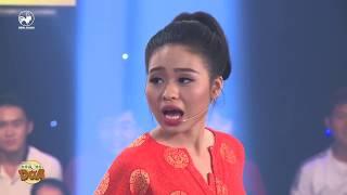 Đấu trường tiếu lâm | Lê Lộc diễn hài mặt tỉnh làm Trần Thành, Trường Giang cười xỉu