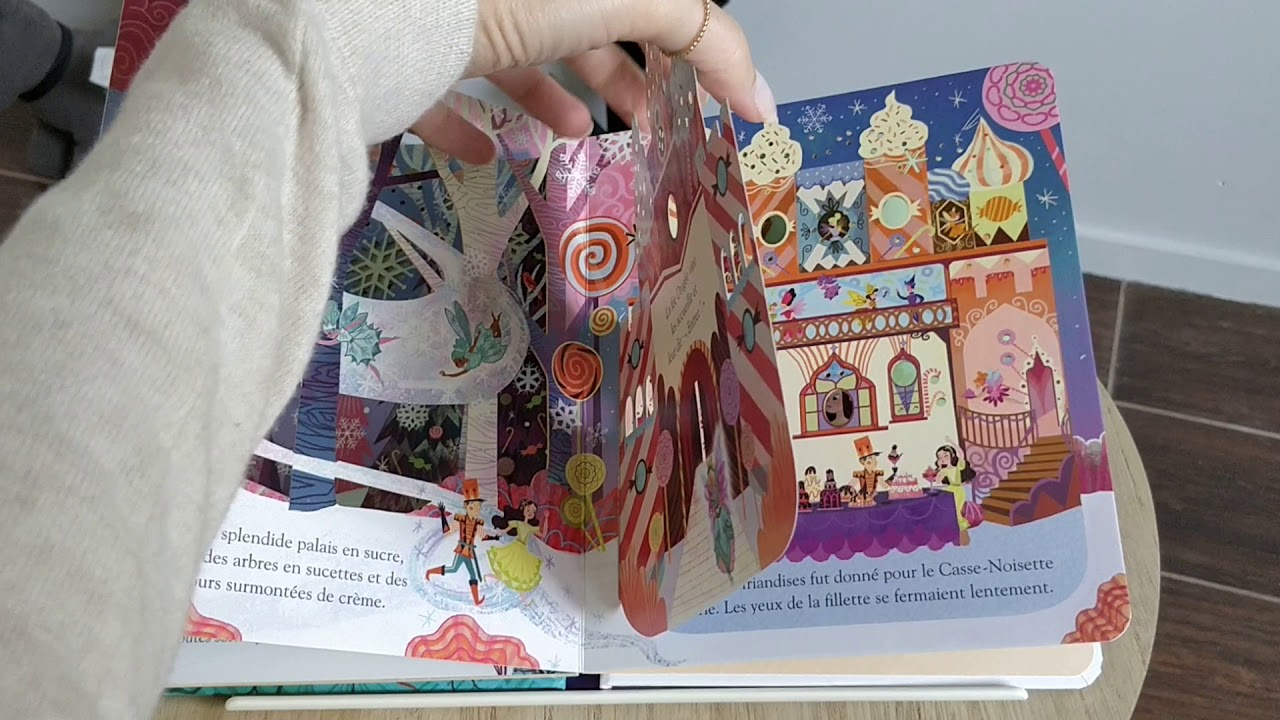 9f8a0db8f6c Coucou Mes contes de fées Casse Noisette Editions Usborne Blog  danslachambredemesenfants.fr