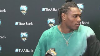 FULL INTERVIEW: Jalen Ramsey speaks following weekend scuffle, talks of wanting trade