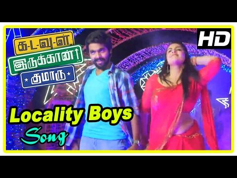 Kadavul Irukaan Kumaru Scenes | Locality Boys Song | G V Prakash recollects past | RJ Balaji