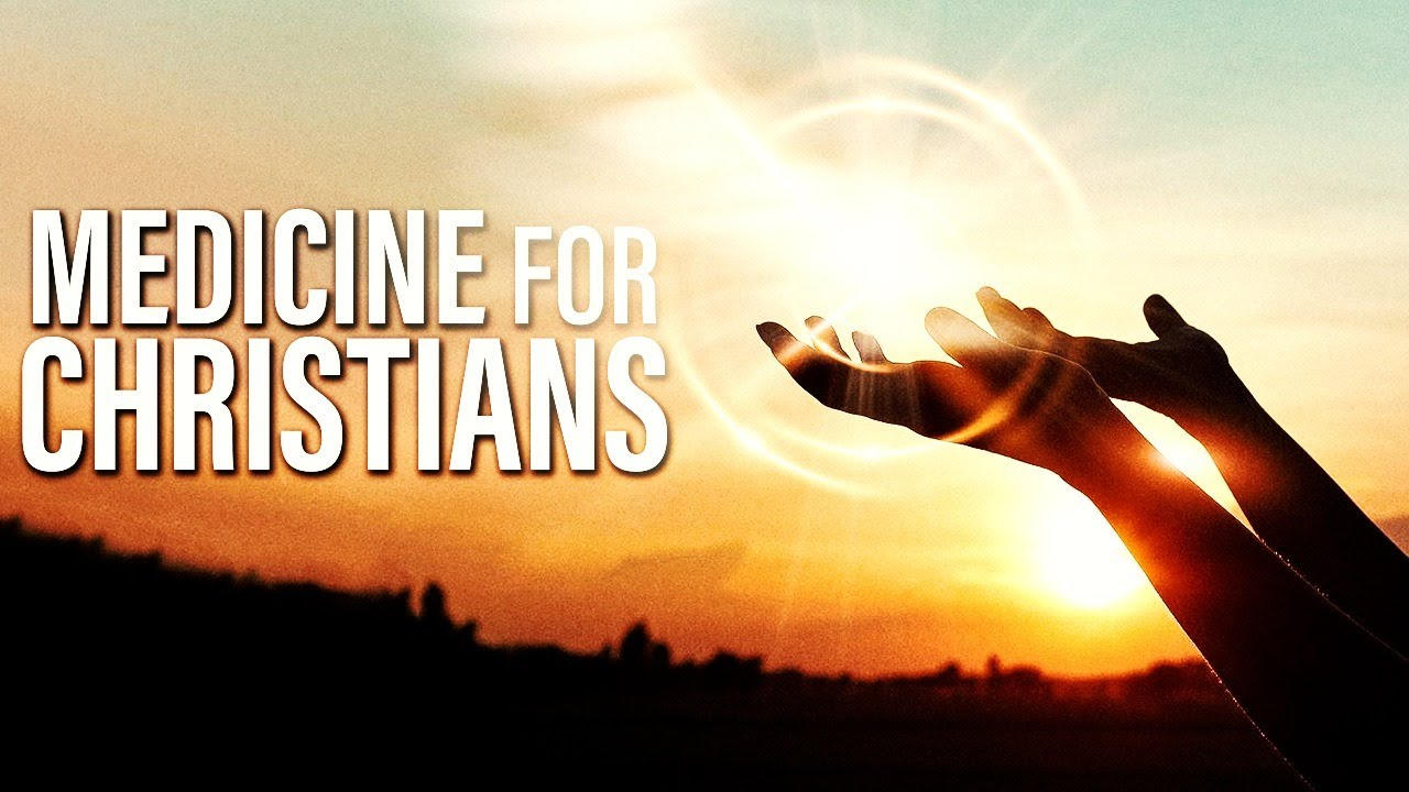 God's Medicine - Healing Bible Verses With Deep Worship Music