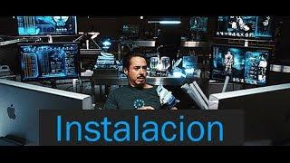 Instalacion Sistema Jarvis (Hablar con la PC, Abrir programas con decirlos)