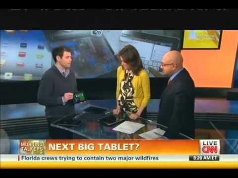 Jonathan Geller Founder of Boy Genius Report on CNN American Morning