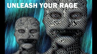 UNLEASH YOUR RAGE - DARK ELECTRO/INDUSTRIAL/HARSH/AGGROTECH/ DARK TECHNO MIX 12 by L17