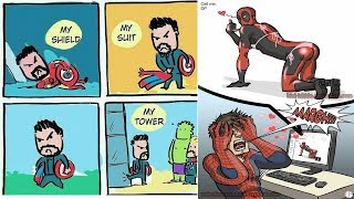 Things marvel and dc fans will find funny 2