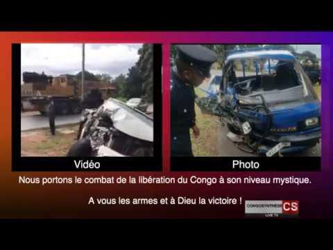 Accident de Joseph Kabila en Zambie