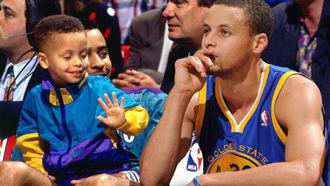 Steph Curry Remembers Which Nba Players Treated Him Like Sh T As A Kid Youtube