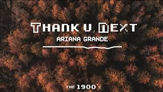 Thank u, Next | Ariana Grande [ 1990's Style + Earphones ]