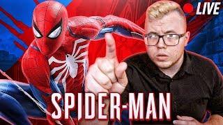 ???? SPIDER-MAN: The Heist | Streamujemy z Bolesławca! - Na żywo