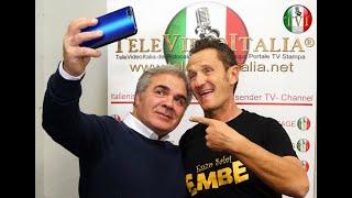TeleVideoItalia.de ~ Intervista a Enzo Salvi e Franco Neri