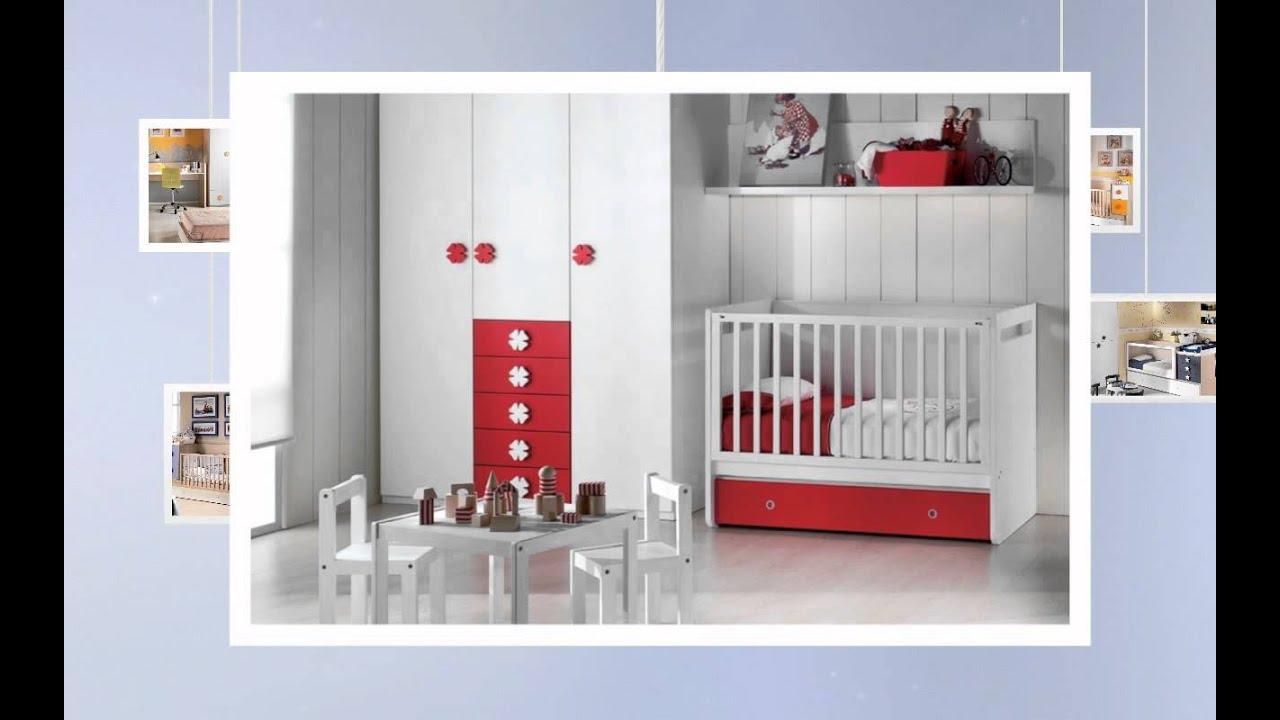 Cunas convertibles cmas infantiles peque as habitaciones - Habitaciones de ninos pequenas ...