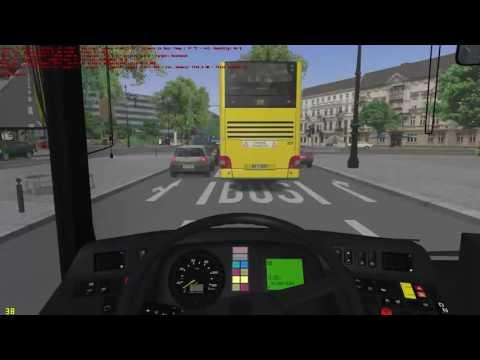 OMSI 2 Joyride #365 - Berlin X10 - Route 110 - OMSI 2 The Bus Simulator