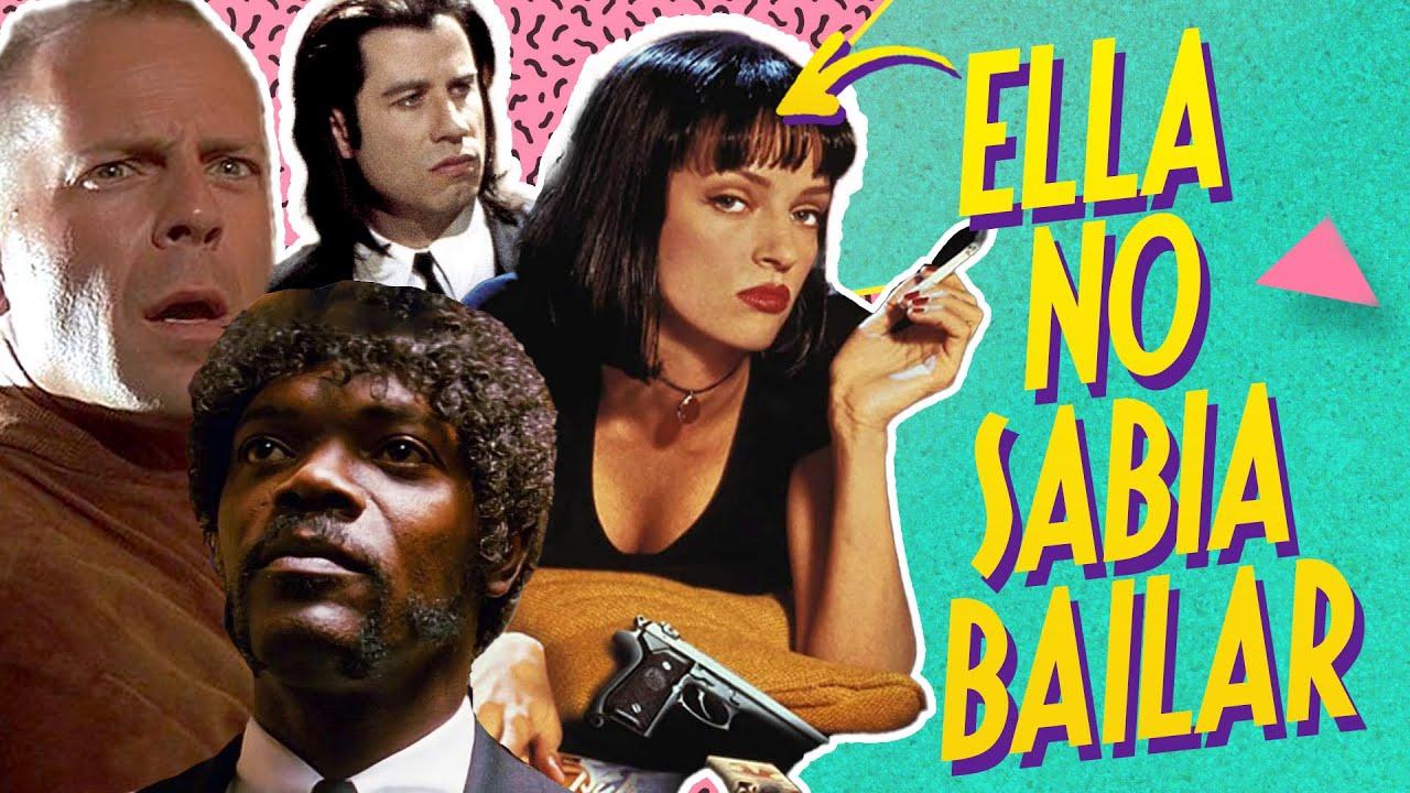 Pulp Fiction: 9 Datos CURIOSOS de Tiempos Violentos  🚬🤵🏻🤵🏿👧🏻