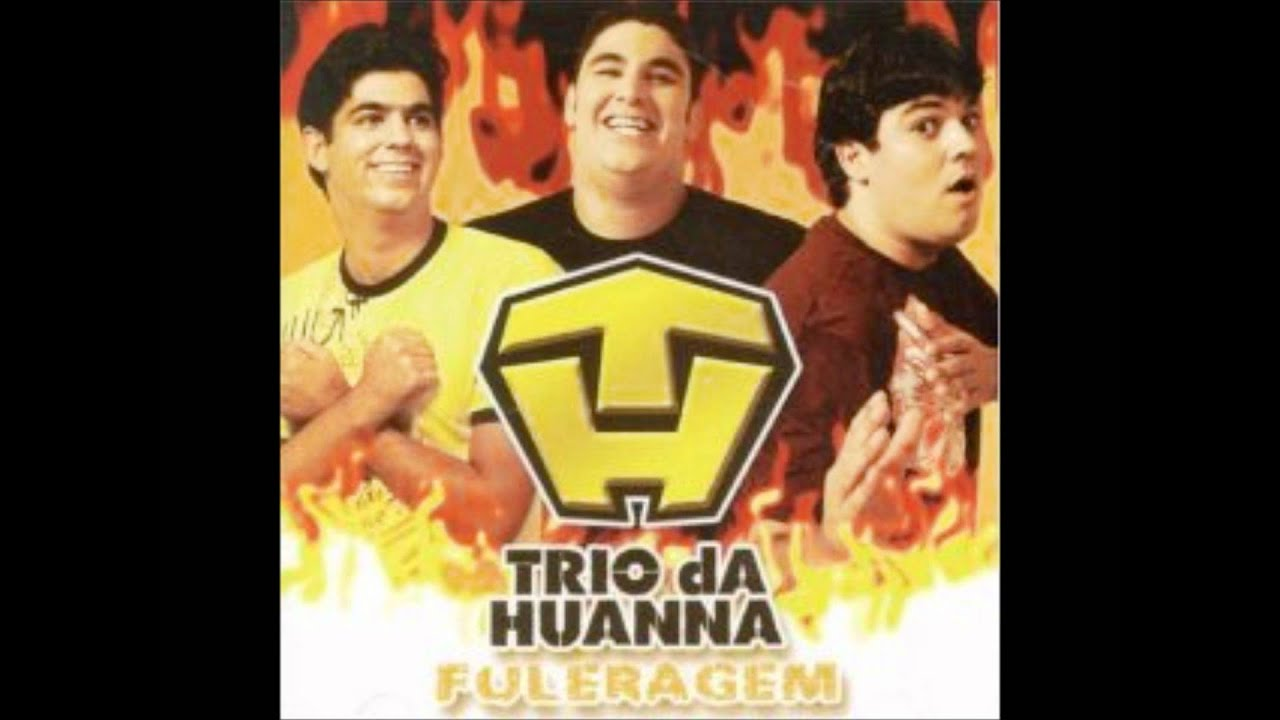 trio da huanna kika na latinha