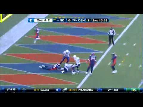 San Diego Chargers @ Denver Broncos 2011