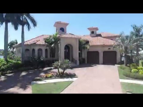 510 Mangrove Ct, Marco Island, FL - Luxury Waterfront Home - Michelle Thomas - Sotheby's Realty