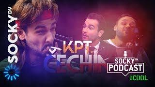 SOCKY DV: Podcast repro hlasu z hlaváku novýho superhrdiny Kapitána Čechia