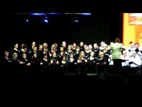 Royal Choral Society a lampiony - Bazant Pohoda 2009