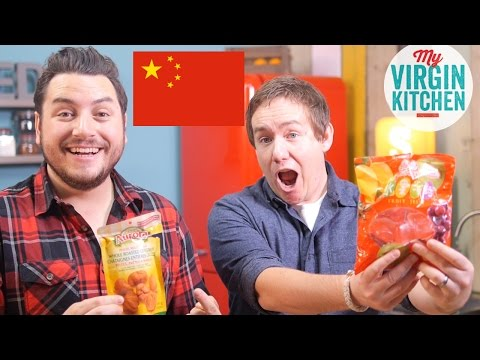 TASTING CHINESE TREATS ft SORTED FOOD