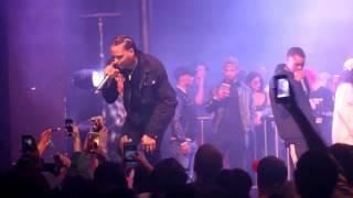 Xavier Wulf Psycho Pass Live In Santa Ana 4 20 17