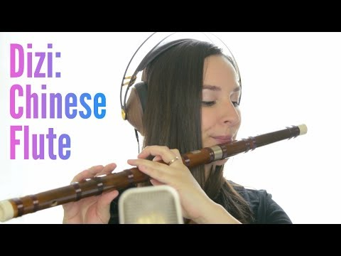 Dizi (Chinese Flute): Yuenfen