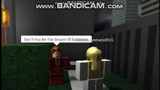 DiC's Sonic Underground - Don't Be A Backstabber ROBLOX Music Video