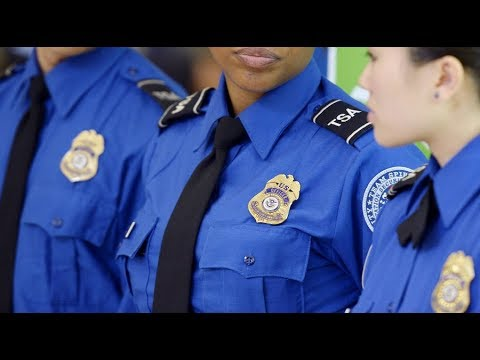 TSA Partners With Amtrak To Test New Security Technology