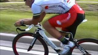 Grant Potter Time Trial on Stradalli Phantom TT-717