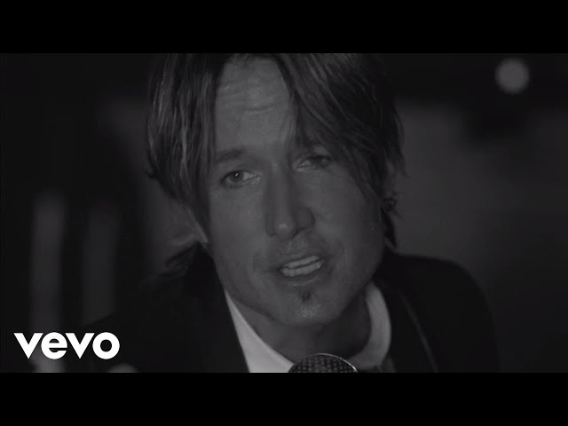Keith Urban - Blue Ain't Your Color (Official Music Video)