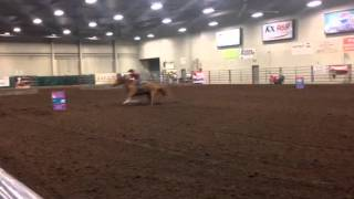 Prairie & Day Bonus Race barrel down