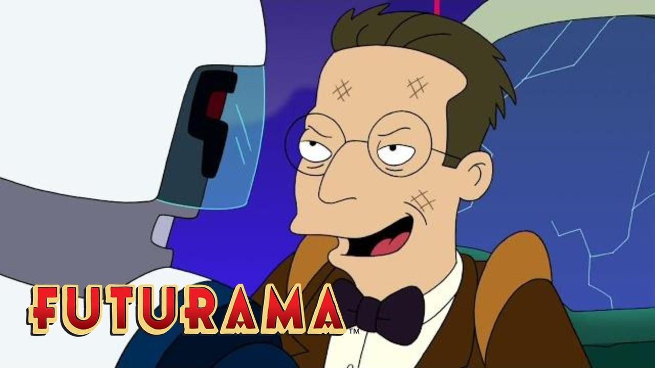 Download FUTURAMA | Season 8, Episode 4: Bender's First Mission | SYFY