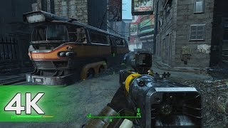 Fallout 4 Gameplay 4k