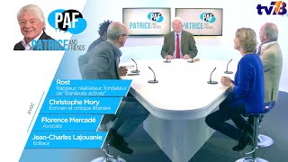 PAF – Patrice Carmouze and Friends – Emission du 29 novembre 2019