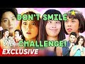 Try not to smile challenge: Star Cinema edition!