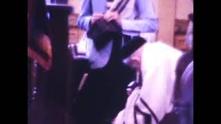 Rare footage of Rav Yosef Breuer