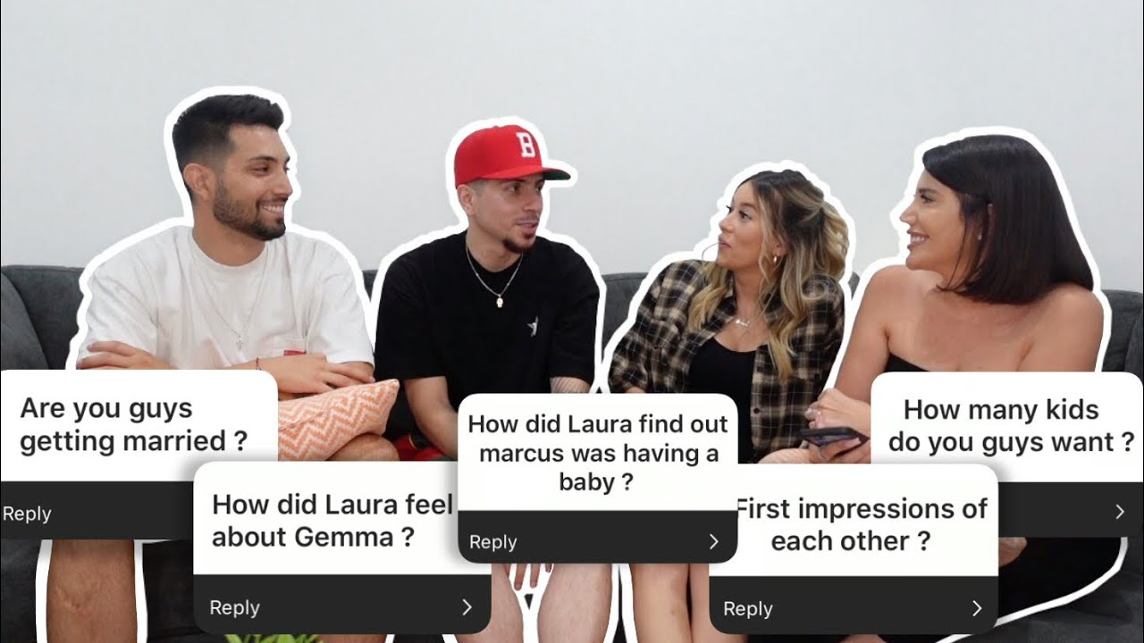 Download Q&A WITH MY BROTHER AND HIS GF!! *JUICY*