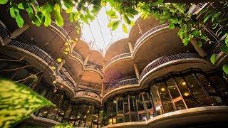 360-degree VR video tour of The Hive at NTU Singapore thumbnail