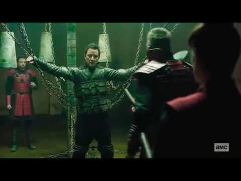 Download Latest episode 13 into the badlands season 3,Sunny gets his gift back