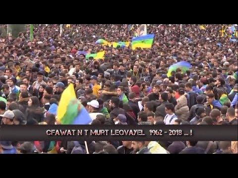 Cfawat n tmurt Leqvayel 1962-2018