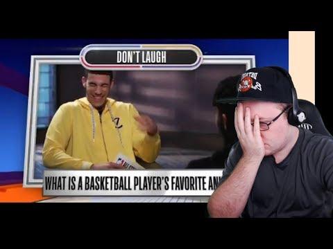 Lonzo Ball and Kyle Kuzma vs Ben Simmons and Dario Saric. Battle of The Dad Jokes!