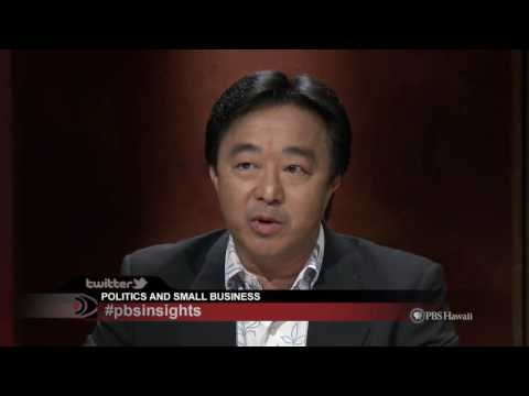 INSIGHTS ON PBS HAWAII: Politics and Small Business