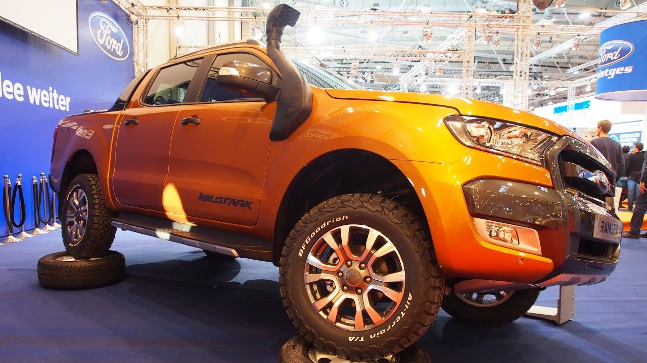 Ford Ranger Wildtrak Offroad Tuning 3 2l Tdci 147kw 200ps