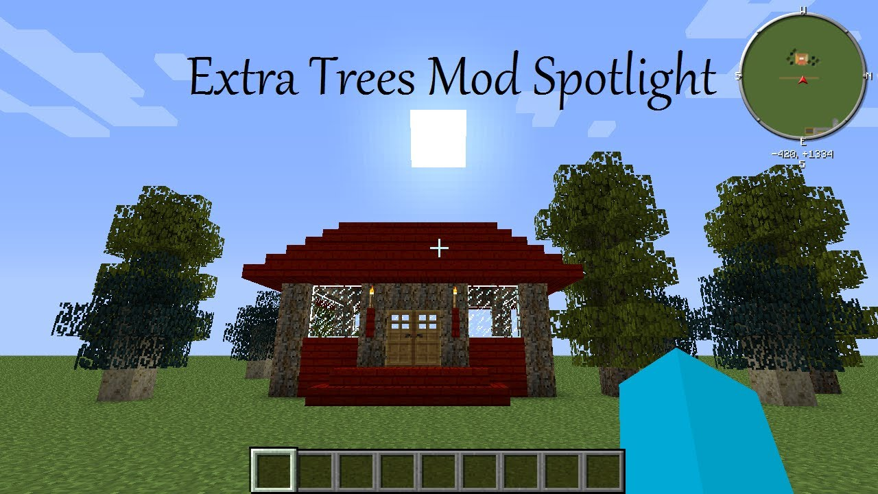 Extra Trees - Feed The Beast Wiki