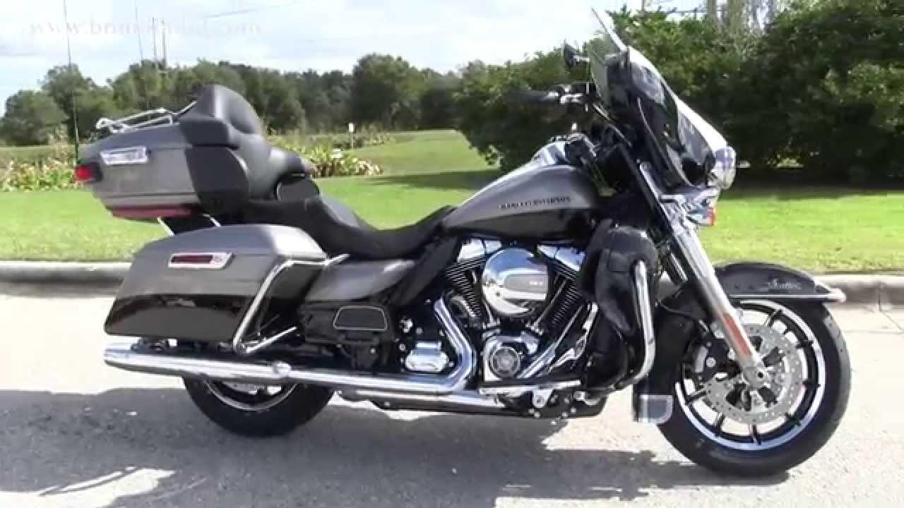 Ultra Classic Harley Davidson Specs