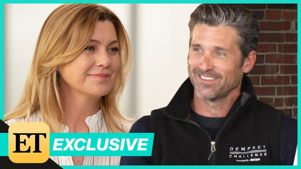 Patrick Dempsey Biography Age Family Wife And Kids