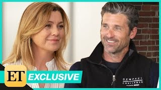 Gambar cover Patrick Dempsey Praises 'Remarkable' Ellen Pompeo and 'Grey's Anatomy' Cast (Exclusive)
